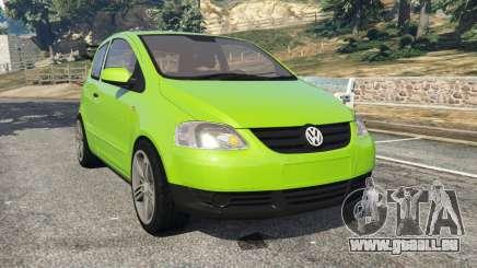 Volkswagen Fox pour GTA 5