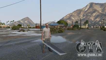 Buster Sword für GTA 5