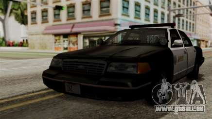 Ford Crown Victoria LP v2 Sheriff pour GTA San Andreas