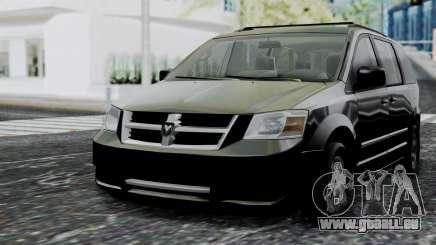 Dodge Grand Caravan 2010 pour GTA San Andreas
