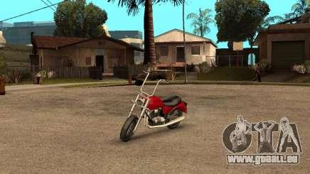 Deamon SA Style für GTA San Andreas