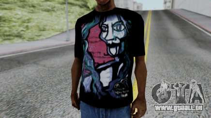 Shirt from Jeff Hardy v2 pour GTA San Andreas