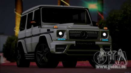Mercedes Benz G65 AMG 2015 Topcar Tuning pour GTA San Andreas