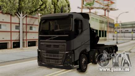 Volvo FH Euro 6 10x4 Exclusive Low Cab pour GTA San Andreas