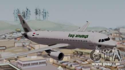 Airbus A320-200 Iraqi Airways pour GTA San Andreas