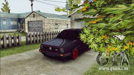 Volkswagen Golf Mk2 Line pour GTA San Andreas