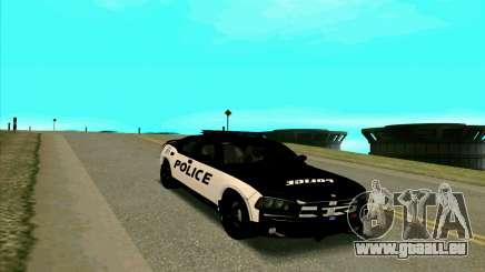 Federal Police Dodge Charger SRT8 für GTA San Andreas