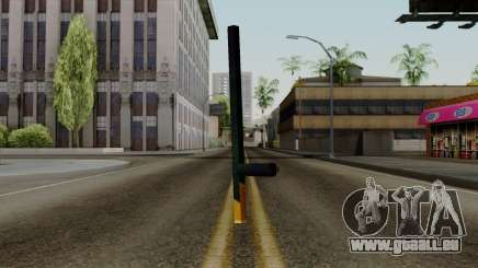 Brasileiro Night Stick v2 pour GTA San Andreas