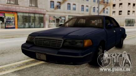 Ford Crown Victoria LP v2 Civil für GTA San Andreas