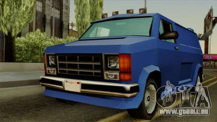 Burrito from Vice City Stories pour GTA San Andreas