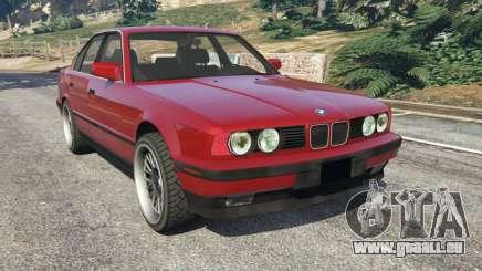BMW 535i (E34) pour GTA 5