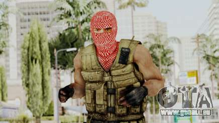 Terrorist pour GTA San Andreas