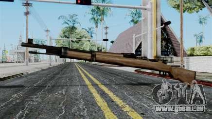 Kar98k from Battlefield 1942 pour GTA San Andreas
