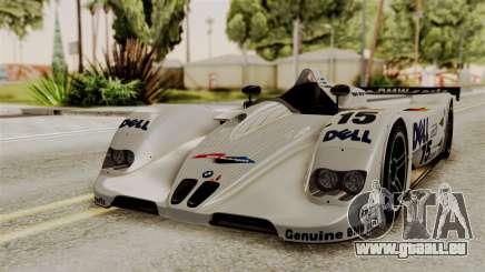 BMW V12 LMR 1999 Stock pour GTA San Andreas