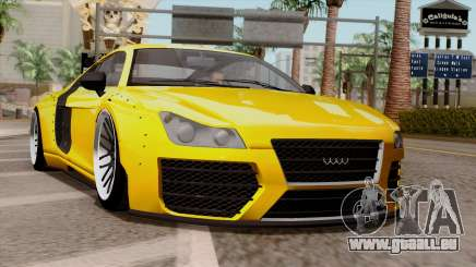 Obey 9F Liberty Works v1.0 für GTA San Andreas