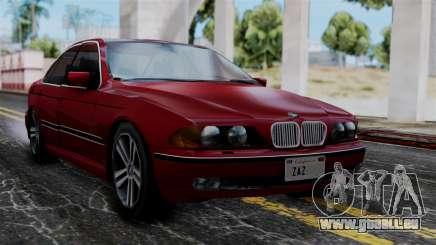 BMW M5 E39 SA Style pour GTA San Andreas