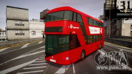 Wrightbus New Routemaster Stagecoach pour GTA 4