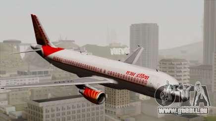 Airbus A320-200 Air India pour GTA San Andreas