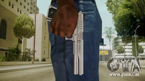 Atmosphere Colt 45 v4.3 pour GTA San Andreas troisième écran