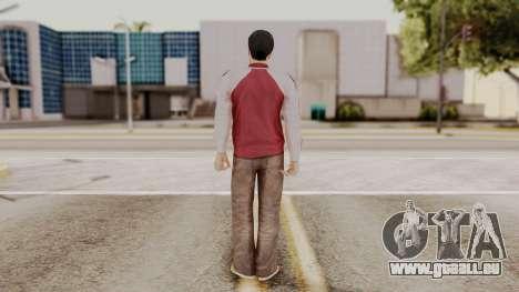 Dwmylc1 CR Style für GTA San Andreas dritten Screenshot