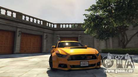 Ford Mustang GT RocketB & Wide Body pour GTA 5