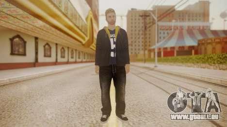 GTA Online Skin Random 1 pour GTA San Andreas deuxième écran