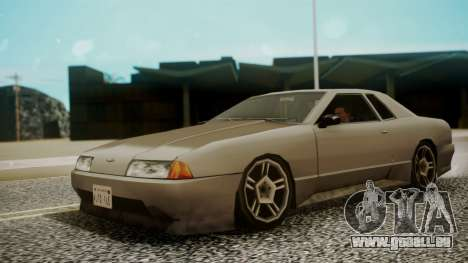 Elegy Hell Cat für GTA San Andreas