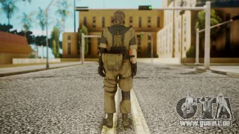 Venom Snake Other Arm für GTA San Andreas dritten Screenshot