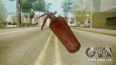Atmosphere Fire Extinguisher v4.3 für GTA San Andreas dritten Screenshot