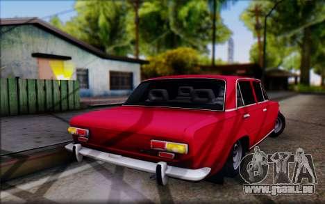 VAZ 2101 V1 für GTA San Andreas rechten Ansicht