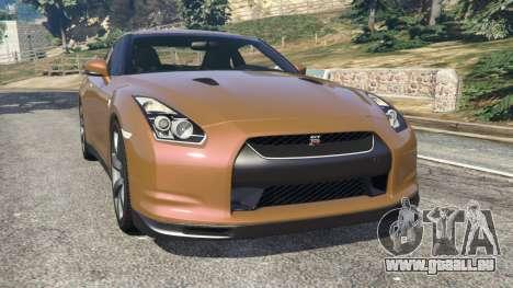 Nissan GT-R (R35) pour GTA 5