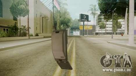 Atmosphere Cell Phone v4.3 pour GTA San Andreas deuxième écran