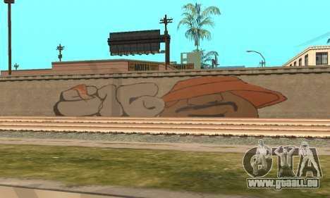 HooverTags pour GTA San Andreas troisième écran