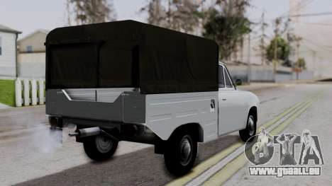 Syrena R20 v1.0 pour GTA San Andreas laissé vue