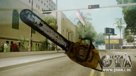 Atmosphere Chainsaw v4.3 pour GTA San Andreas