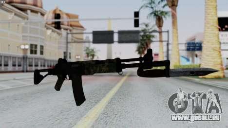 AK-47 from RE6 für GTA San Andreas