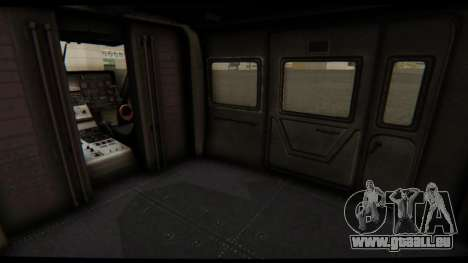 KA 60 Kasatka für GTA San Andreas Seitenansicht