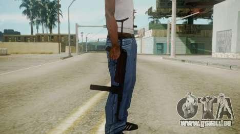 MP-40 Red Orchestra 2 Heroes of Stalingrad für GTA San Andreas dritten Screenshot