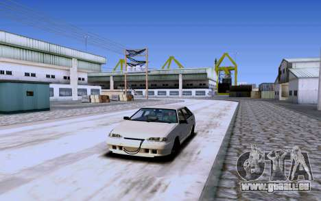 2114 Turbo für GTA San Andreas