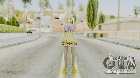 Project Diva F 2nd - Kagamine Rin Cheerful Candy pour GTA San Andreas deuxième écran