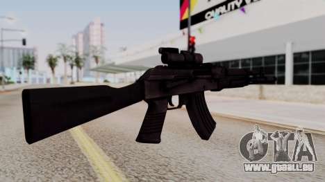 AK-103 from Special Force 2 für GTA San Andreas zweiten Screenshot