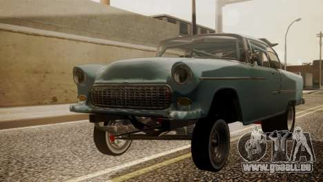 Chevrolet Bel Air Gasser für GTA San Andreas