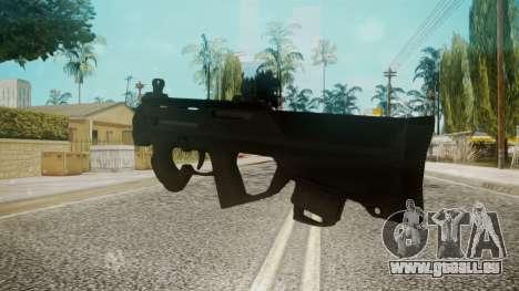 Silenced Pistol by EmiKiller pour GTA San Andreas deuxième écran