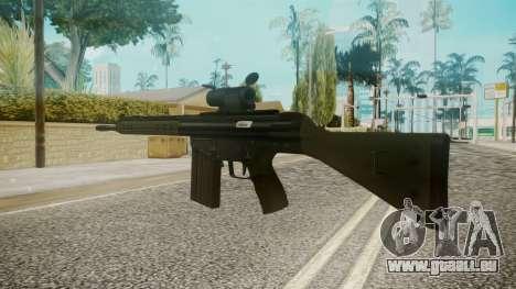 Rifle by EmiKiller für GTA San Andreas zweiten Screenshot