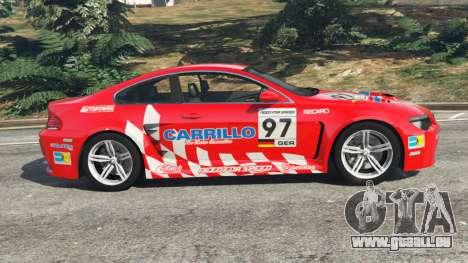 BMW M6 (E63) WideBody v0.1 [Carrillo] für GTA 5