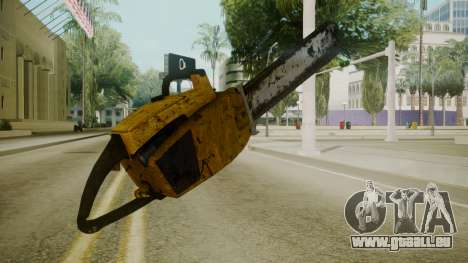 Atmosphere Chainsaw v4.3 für GTA San Andreas zweiten Screenshot