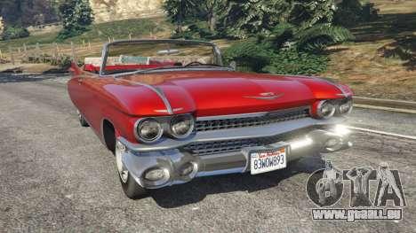 Cadillac Eldorado pour GTA 5
