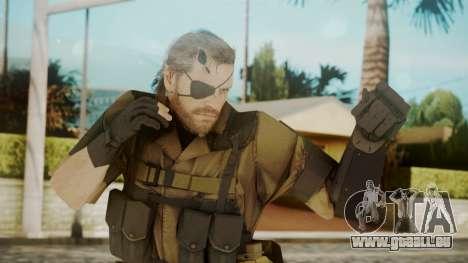 Venom Snake Other Arm für GTA San Andreas