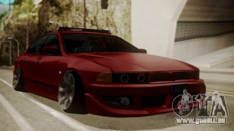 Mitsubishi Galant VR6 Stance pour GTA San Andreas
