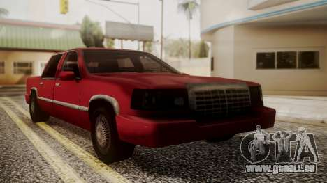 Stretch Sedan pour GTA San Andreas